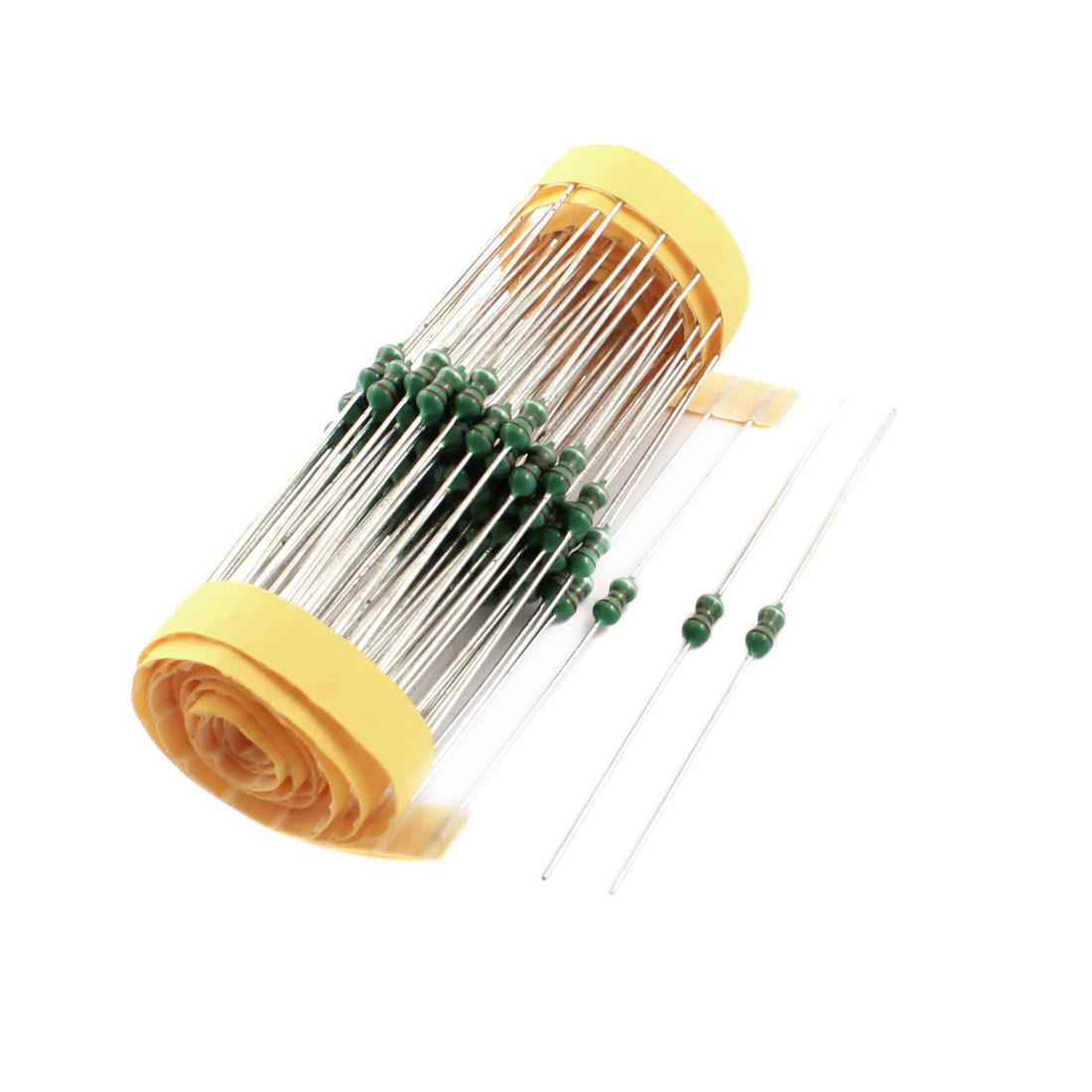 100Pcs Motherboard Parts 1/4W 2.2uH 10% Color Ring Inductors 0307 3x7mm