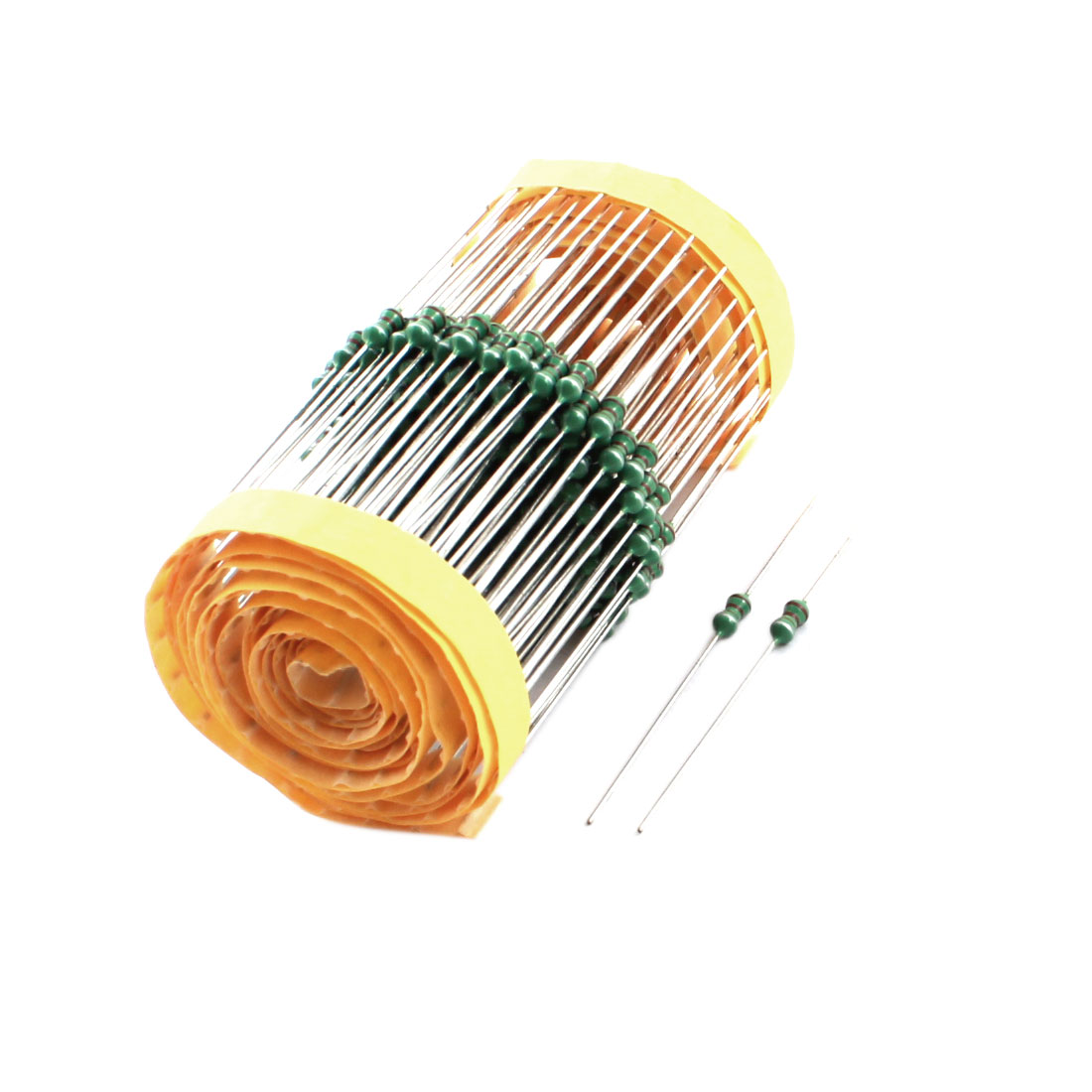 200Pcs Motherboard Parts 1/4W 2.2uH 10% Color Ring Inductors 0307 3x7mm