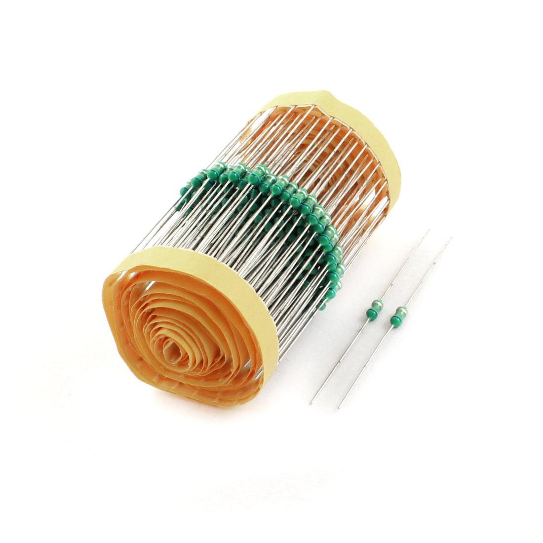 200Pcs PCB Board Parts 1/4W 6.8uH 10% Color Ring Inductors 0307 3x7mm