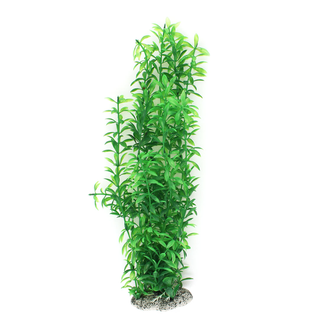 Fish Tank Decoration Simulational Underwater Water Plant Green 14.2-inch Height