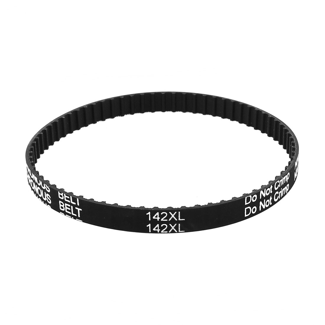 142XL 037 71T 9.5mm Width 5.08mm Pitch Rubber Industrial Timing Belt