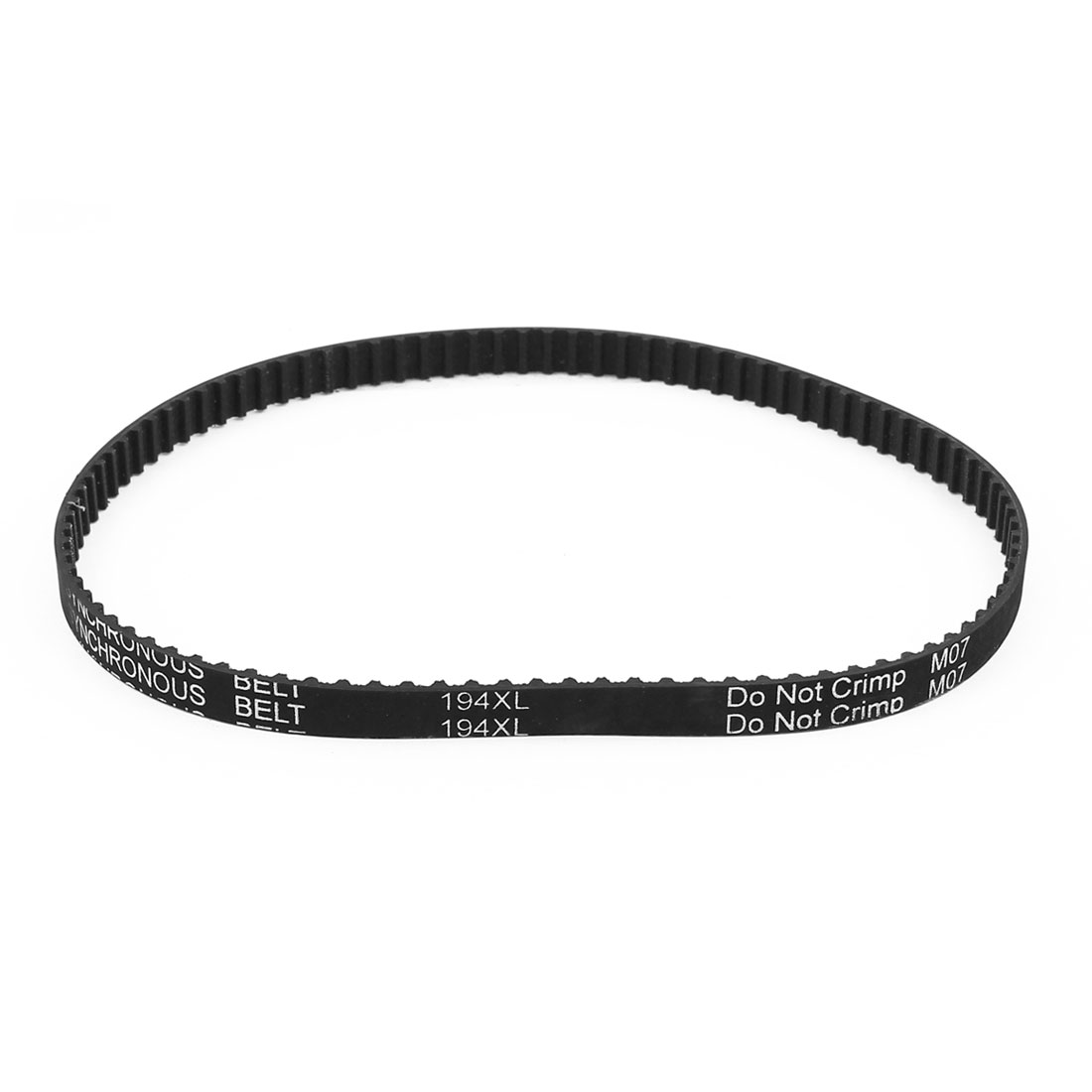 Table Saw Rubber Timing Belt 97 Teeth 9.5mm Width 5.08mm Pitch 194XL 037