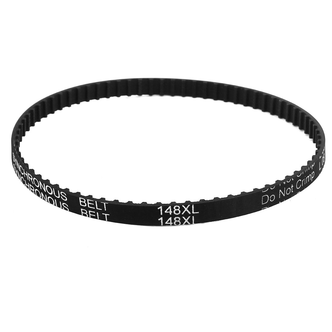 148XL 031 74T 7.9mm Width 5.08mm Pitch Cogged Industrial Timing Belt