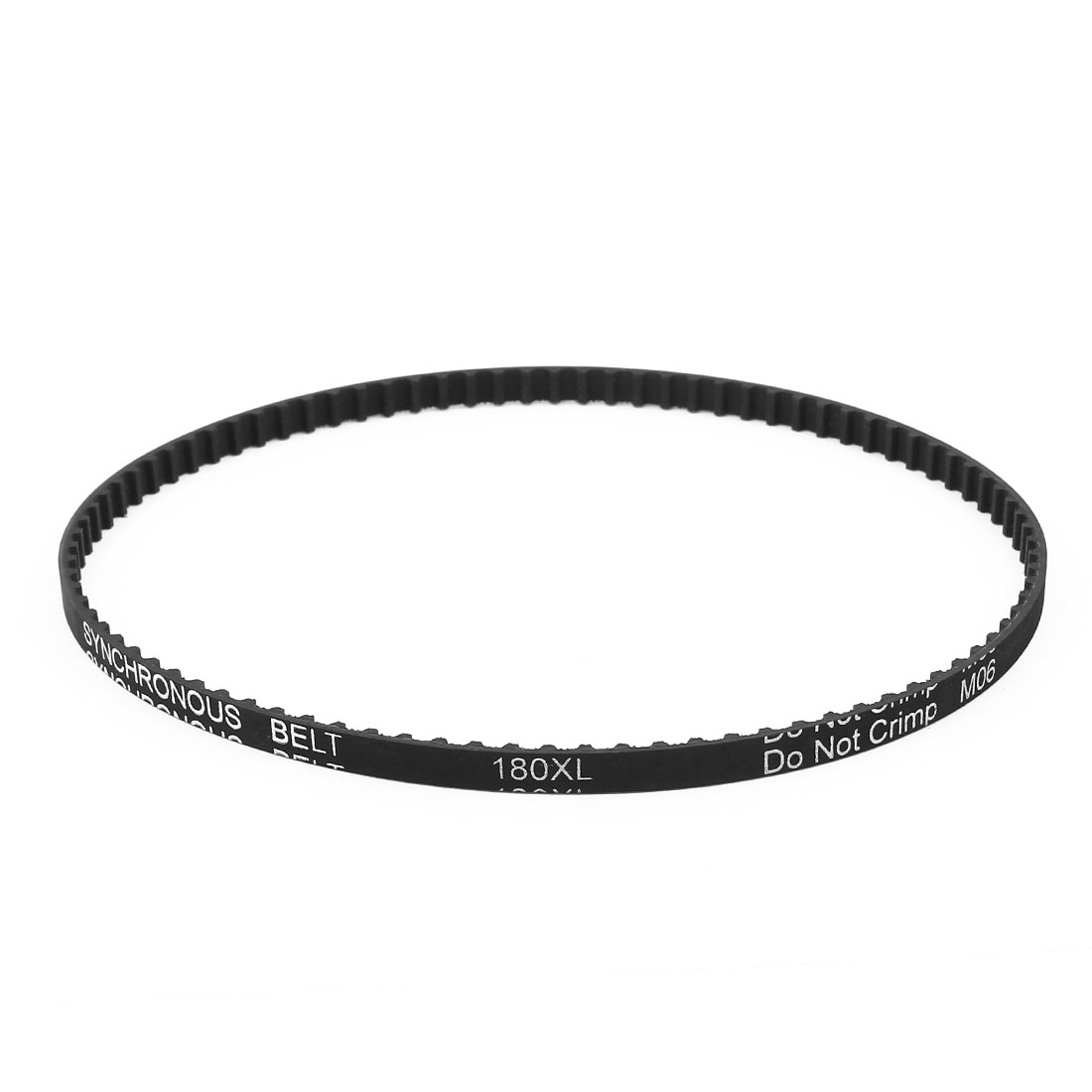 180XL 025 Engine Rubber Timing Belt 90 Teeth 5.08mm Pitch 6.4mm Width