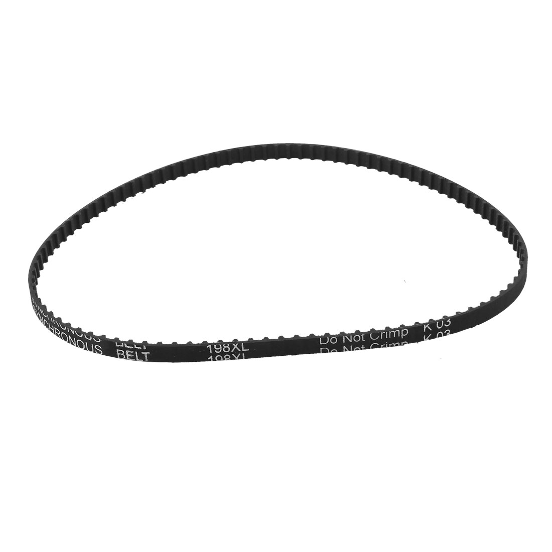 198XL 025 99T 5.08mm Pitch 6.4mm Width Industrial Timing Belt 502.92mm