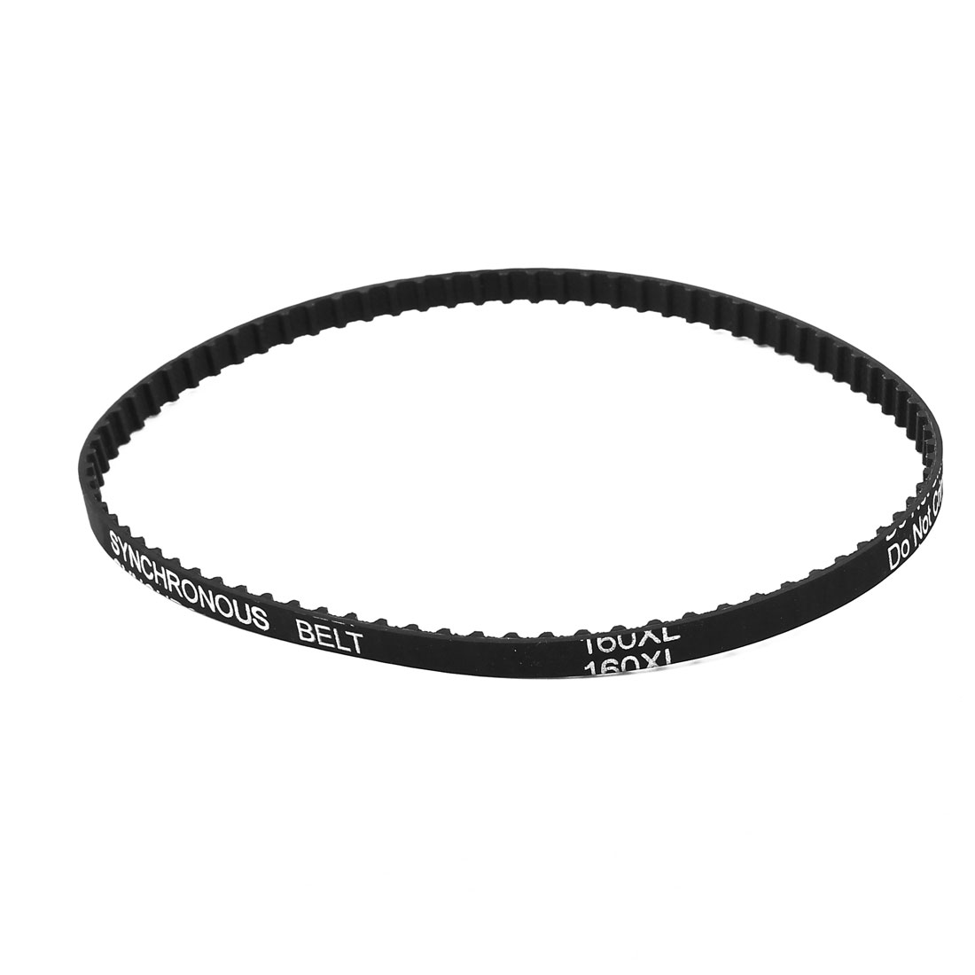 160XL 025 80 Teeth 5.08mm Pitch 6.4mm Width Industrial Timing Belt 406.4mm
