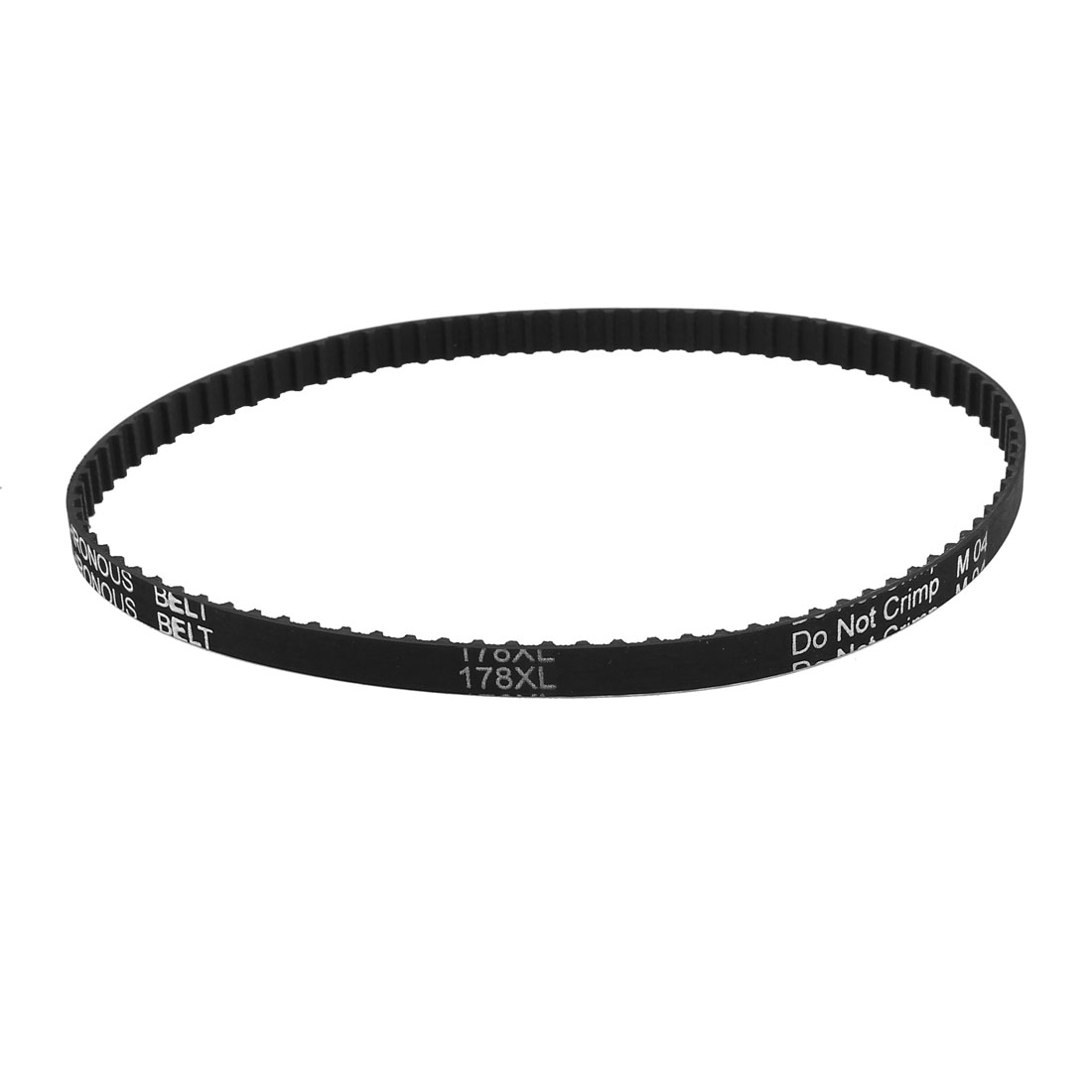 Dishwasher Speed Control Drive Rubber Timing Belt 89 Teeth 7.9mm Wide 178XL 031