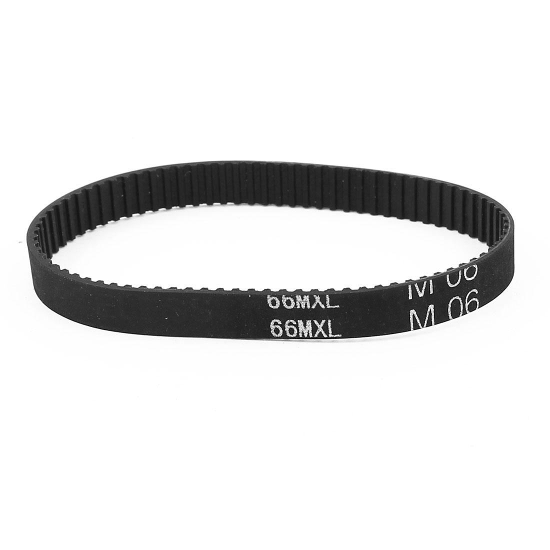 66MXL 025 83 Teeth 2.032mm Pitch 6.4mm Width Industrial Timing Belt
