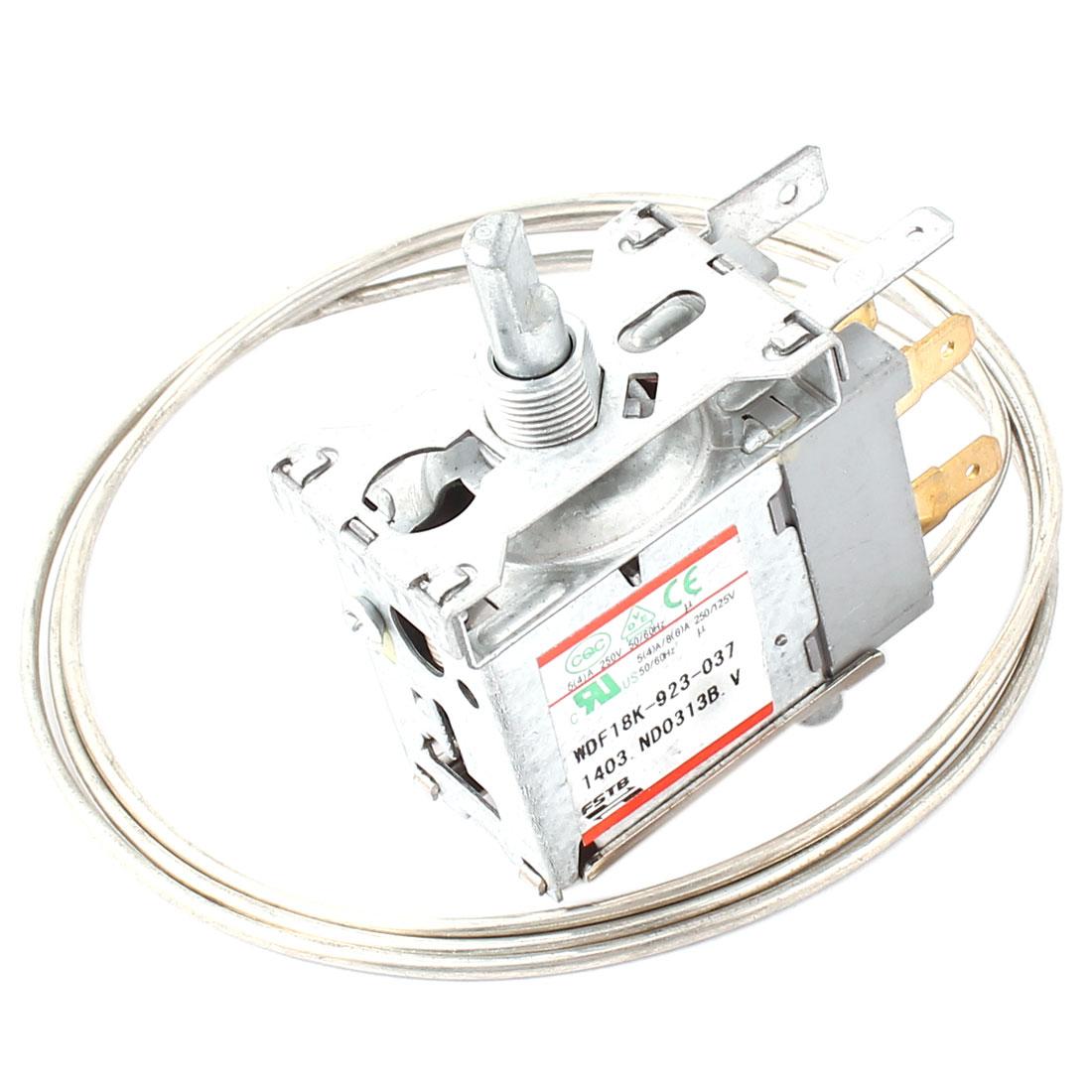 5 to 15 Celsius Degree 3 Pins Freezer Refrigerator Temperature Controller AC 250V /125V