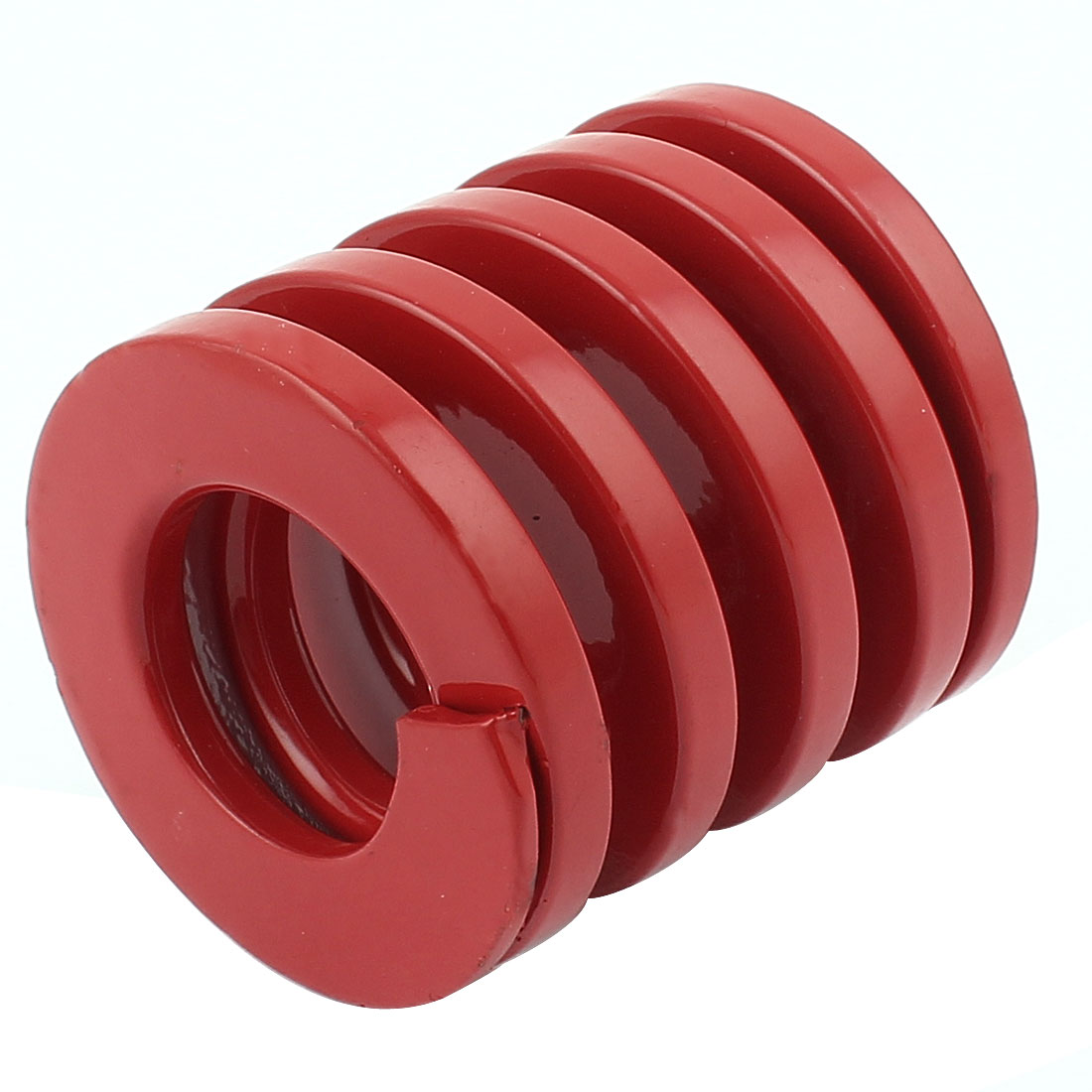 Alloy Steel Red Medium Load Press Flat Coil Compression Die Spring 50mm x 25mm x 50mm
