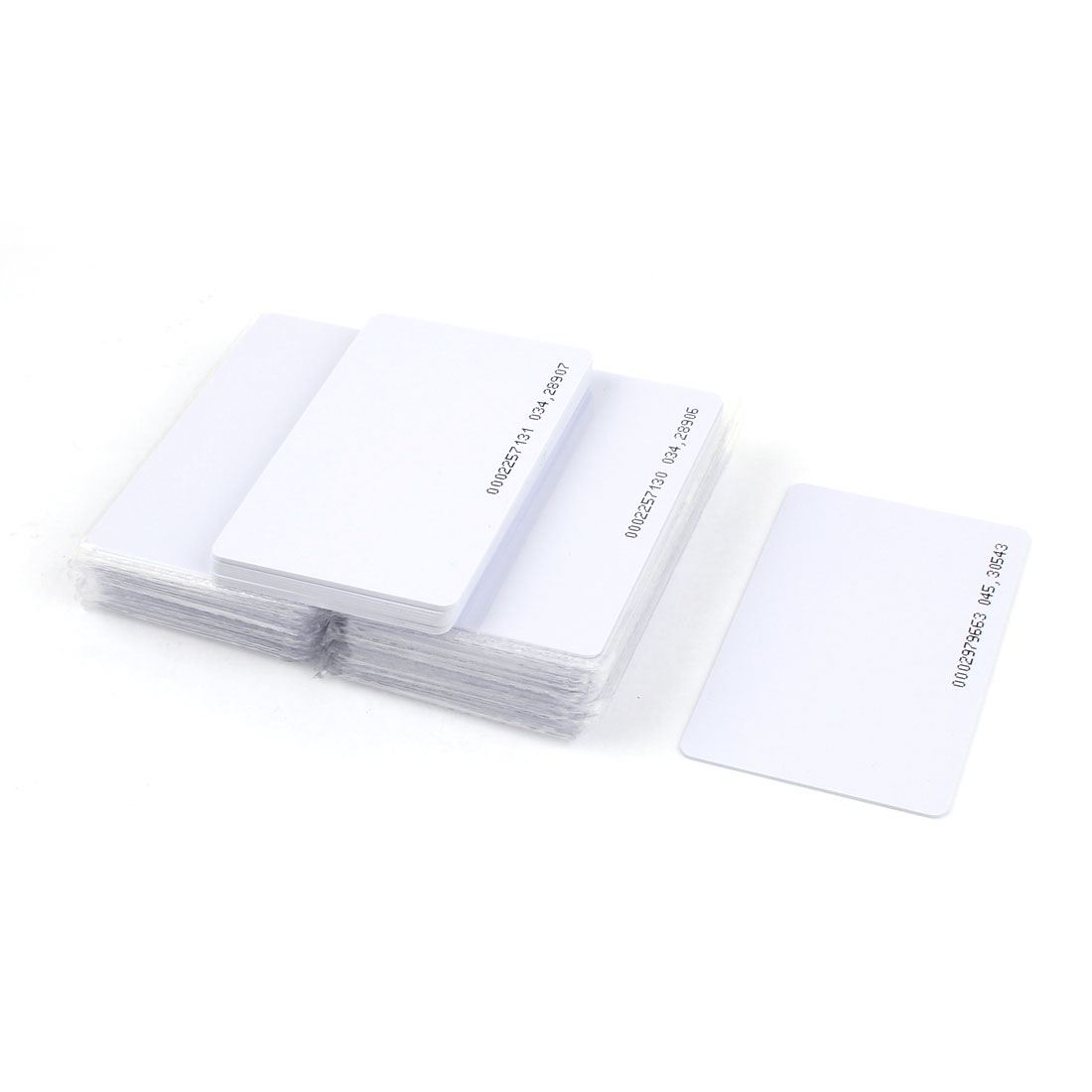 50pcs EM4100 Contactless 125kHz RFID Proximity ID Smart Entry Access Card