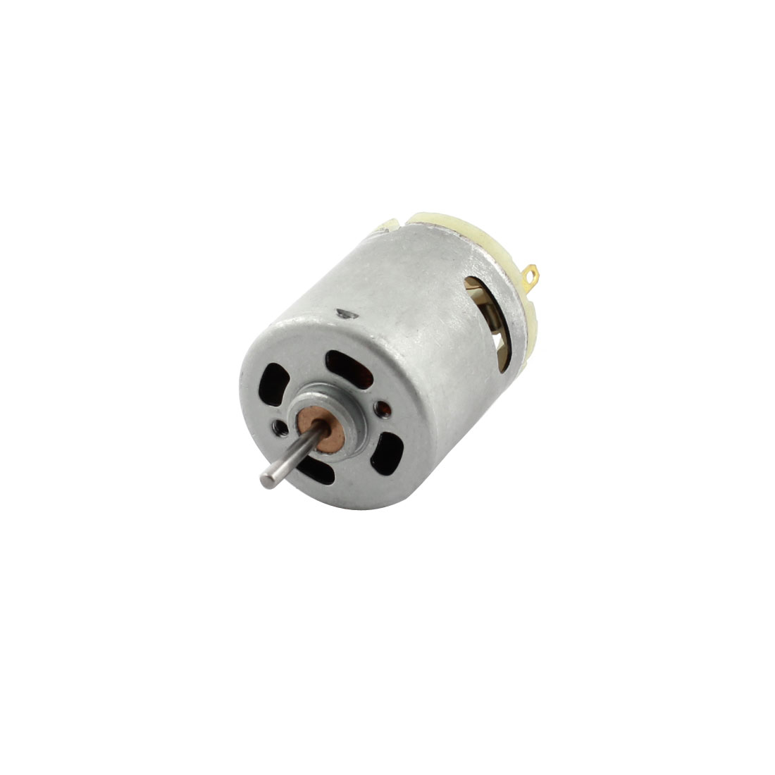Electric Massager Part 2mm Dia Shaft 29700R/Min Rotary Speed Output High Torque 2-Pin Magnetic Motor DC 12-24V
