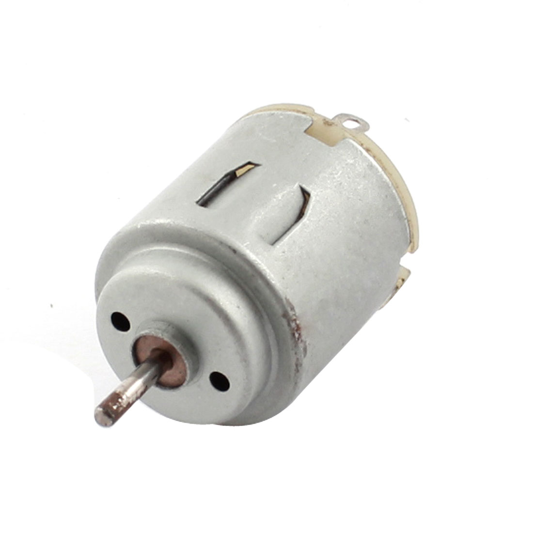 DC1.5-6V 2mm Dia Shaft 16500r/min Rotary Speed Output High Torque Cylinder Shaped Electric Motor
