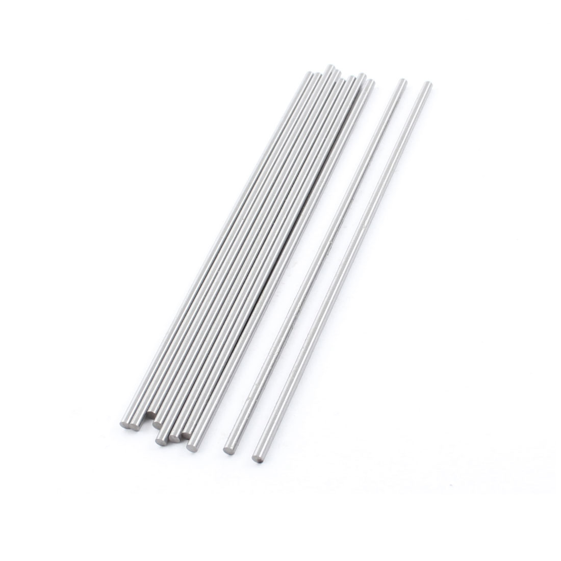 10pcs High Speed Steel Round Turning Lathe Carbide Bars 3mm x 150mm