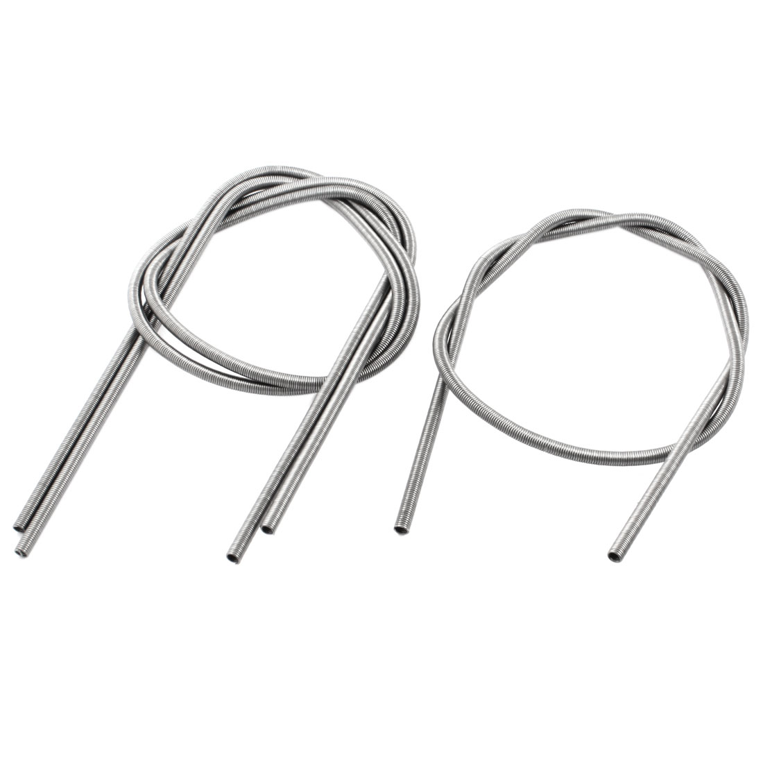 3 Pcs 660x5mm Forging Pottery Heating Heater Element Wire Coil 2KW AC220V