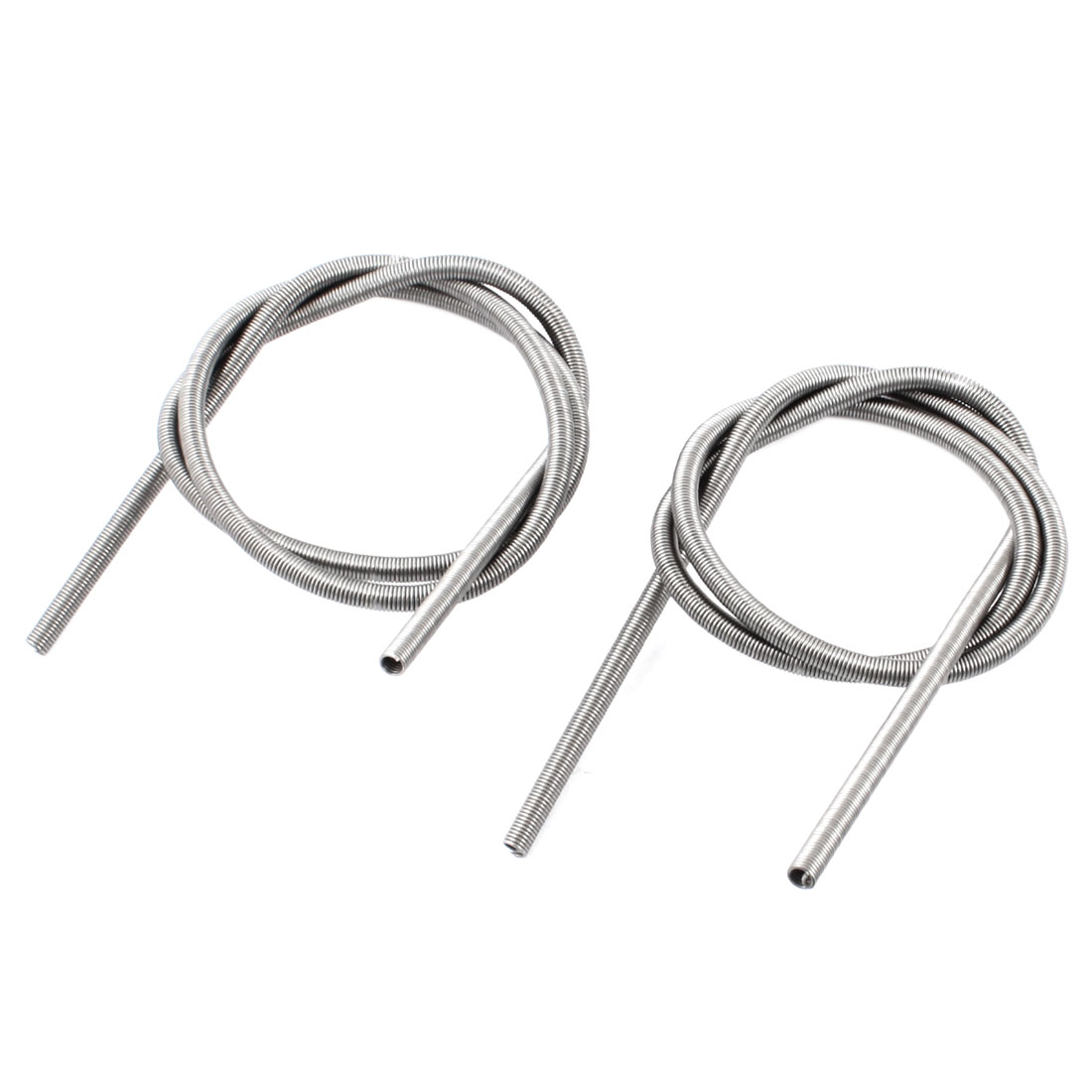 2 Pcs 665x5mm Forging Pottery Heating Heater Element Wire Coil 2KW AC220V