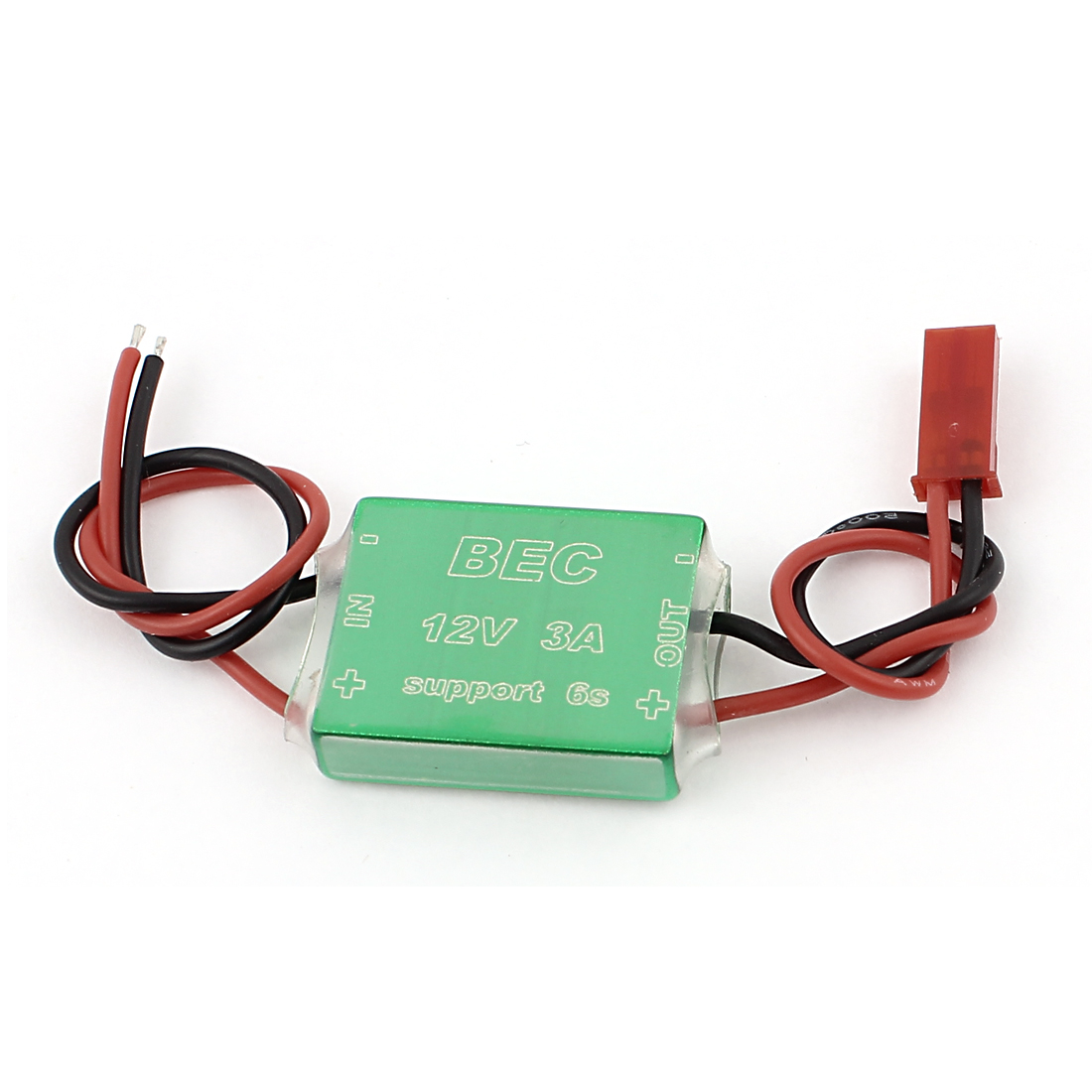 FPV 1.2G 5.8G Micro BEC w CNC Enclosure 12V 3A Output 6S for RC Model