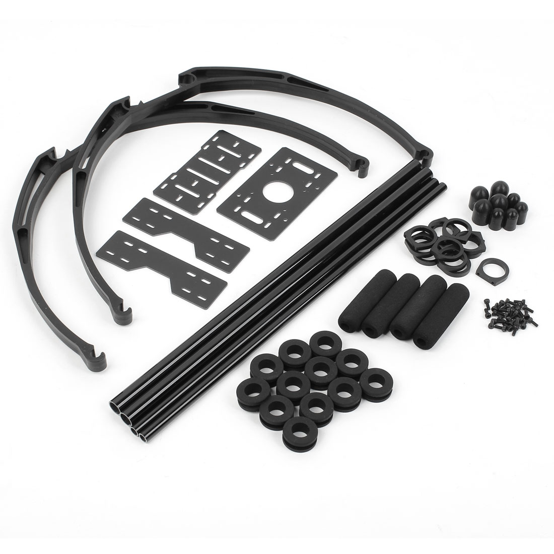 FPV Anti-Vibration Multifunction Landing Skid Kit for DJI F450 F550 Quadcopter