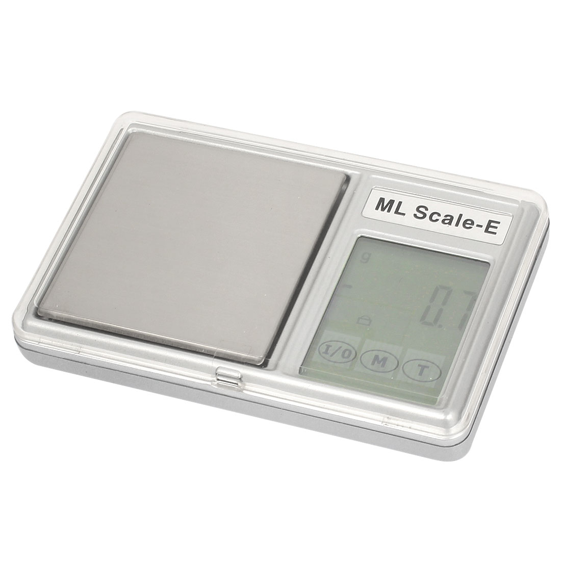 Clear Cover 0.1g x 500g Electronic Jewelry Weight Balance Digital Pocket Scale