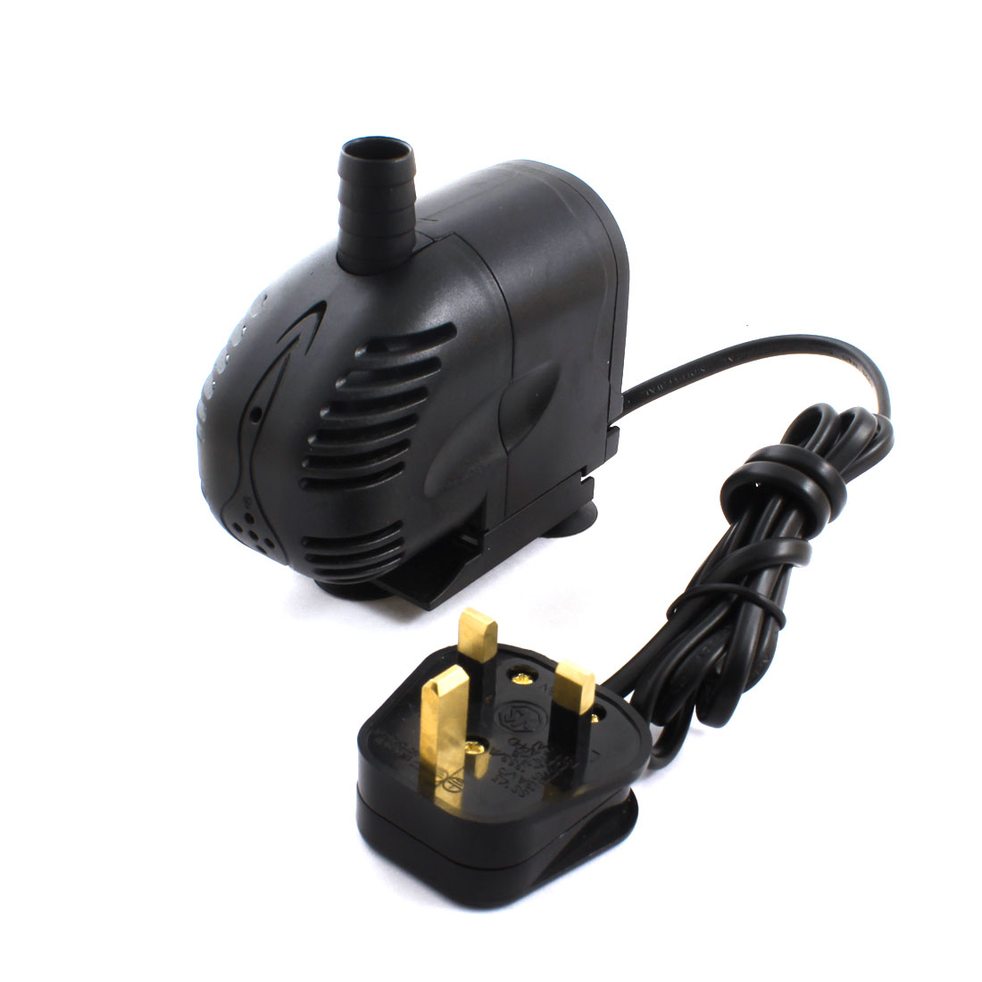 UK Plug AC 220-240V 800L/H Aquarium Internal Submersible Pump Filter