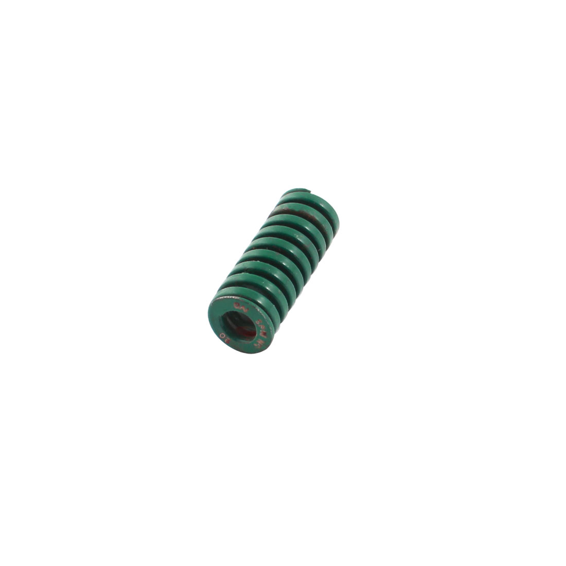 JIS Heavy Load Green Spiral Stamping Compression Die Spring 8x5x20mm