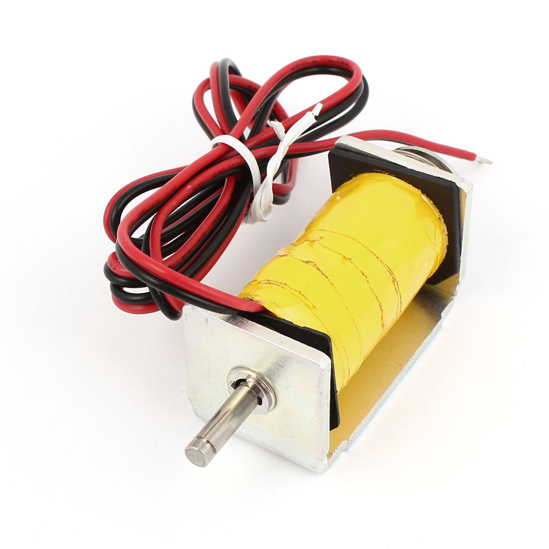 DC 12V 0.39A 4.72W Pull Type 4.85mm 300gf Electromagnet Solenoid