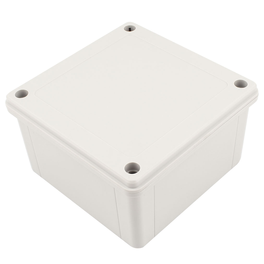 160mm x 160mm x 90mm Plastic Dustproof IP65 DIY Junction Box Power Protection Case