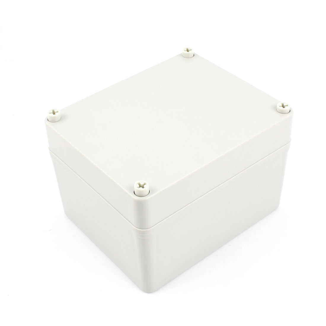 170mm x 170mm x 110mm Waterproof Plastic DIY Junction Box Power Protection Case