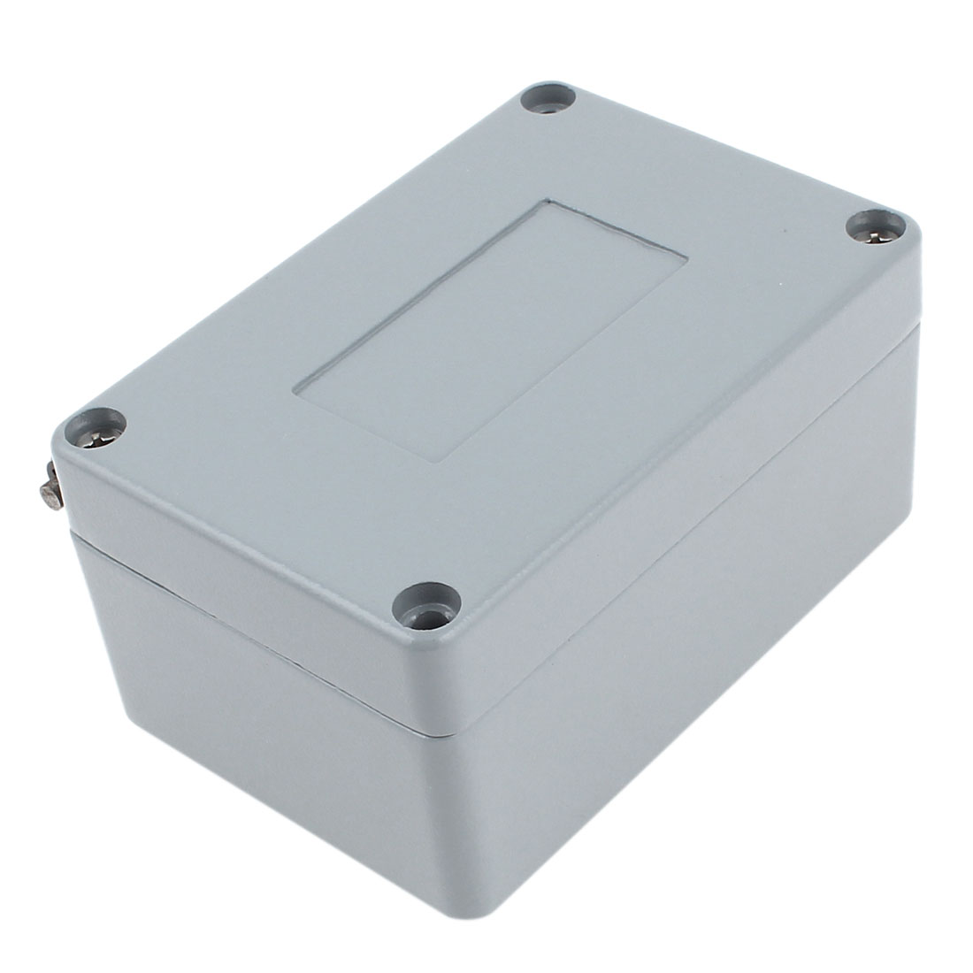 100mm x 68mm x 50mm Waterproof Aluminium Alloy DIY Junction Box Power Protection Case