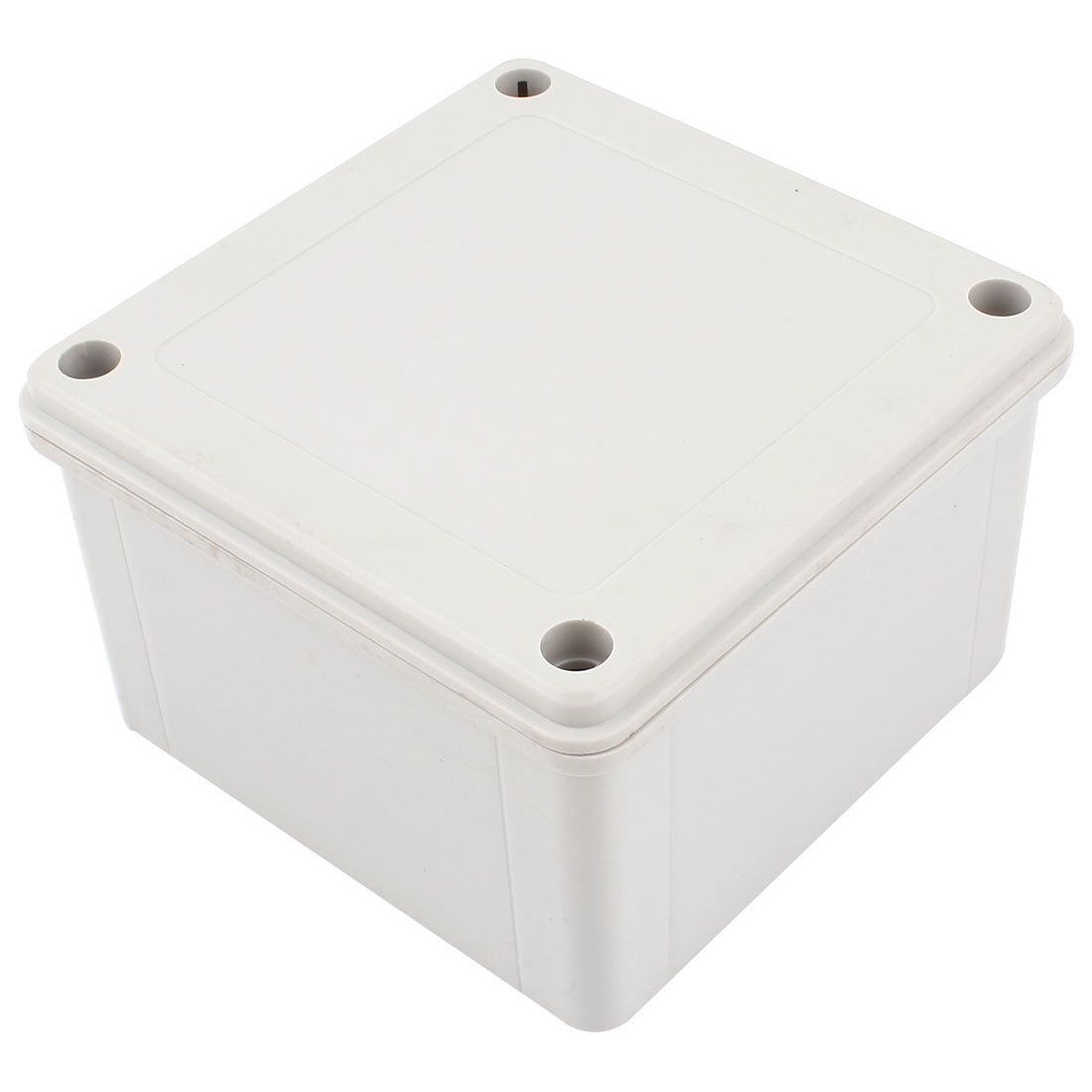 145mm x 145mm x 80mm Waterproof Plastic DIY Junction Box Power Protection Case