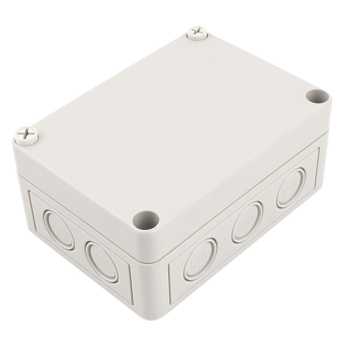 130mm x 93mm x 57mm Waterproof Plastic DIY Junction Box Power Protection Case