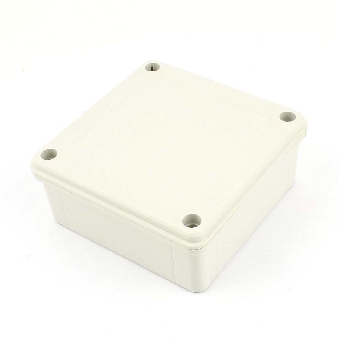 145mm x 145mm x 60mm Waterproof Plastic DIY Junction Box Power Protection Case