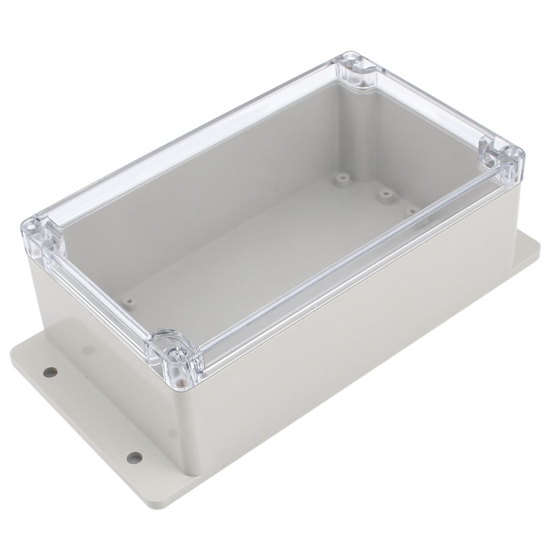 200mm x 120mm x 75mm Waterproof Plastic DIY Junction Box Power Protection Case