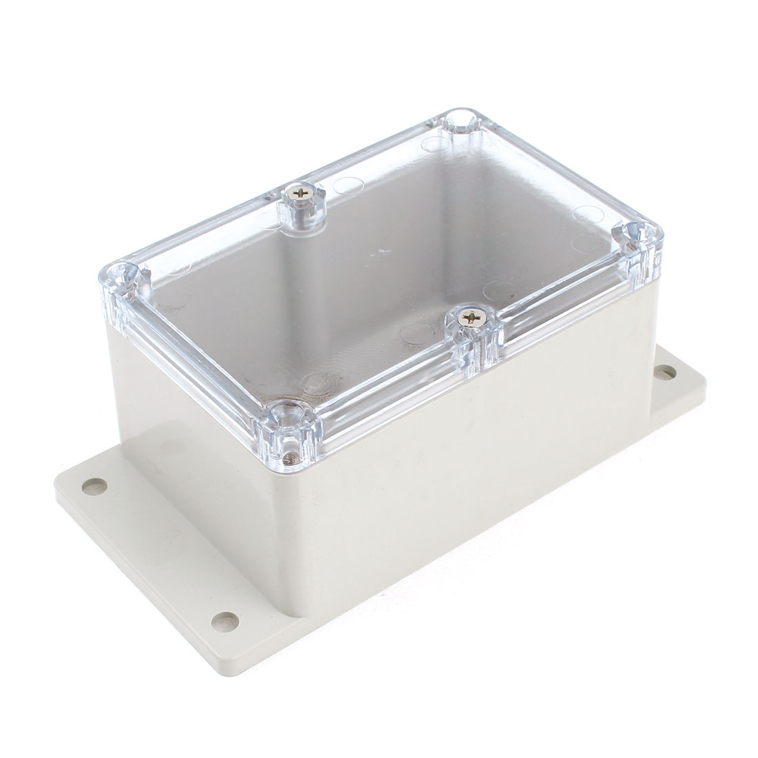 120mm x 81mm x 65mm Waterproof Plastic DIY Junction Box Power Protection Case