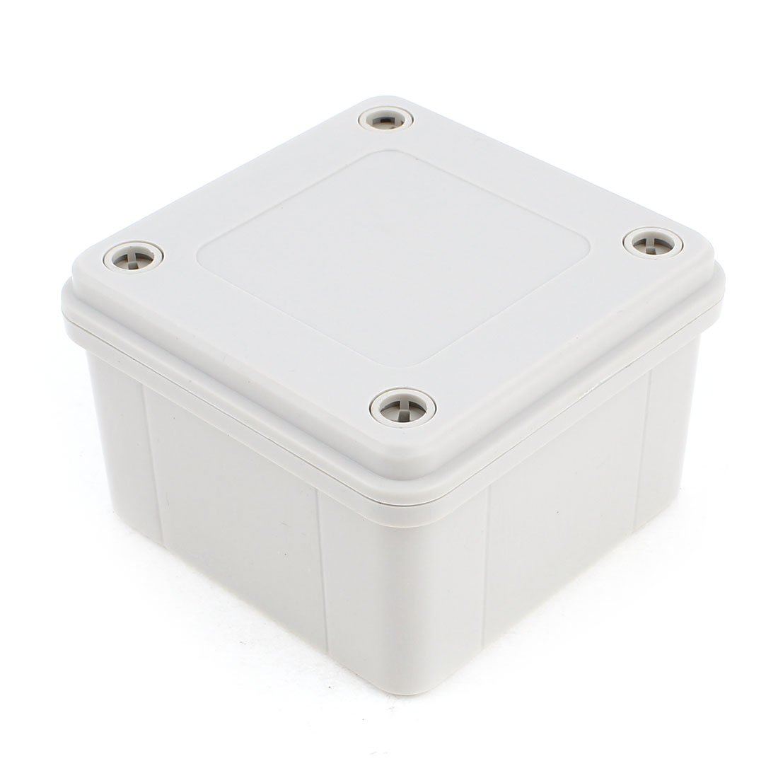 96mm x 96mm x 60mm Waterproof Plastic DIY Junction Box Power Protection Case