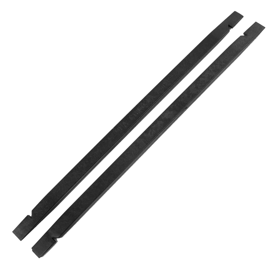 2Pcs Black Plastic Antistatic Stick Opening Repair Tool for Cell Phone
