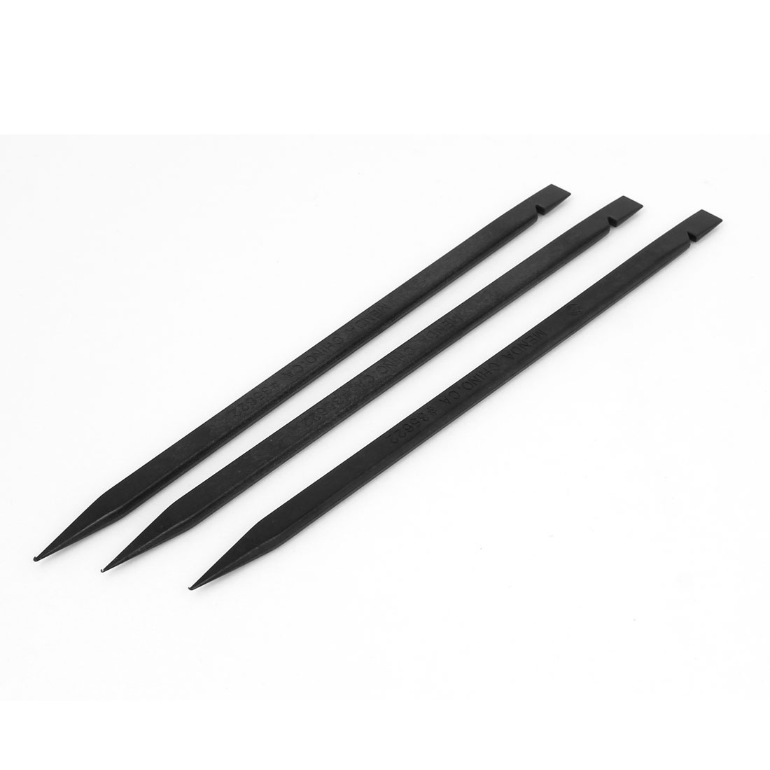 3pcs Plastic Pointy Tip Stick Opening Repair Tool for Cell Phone