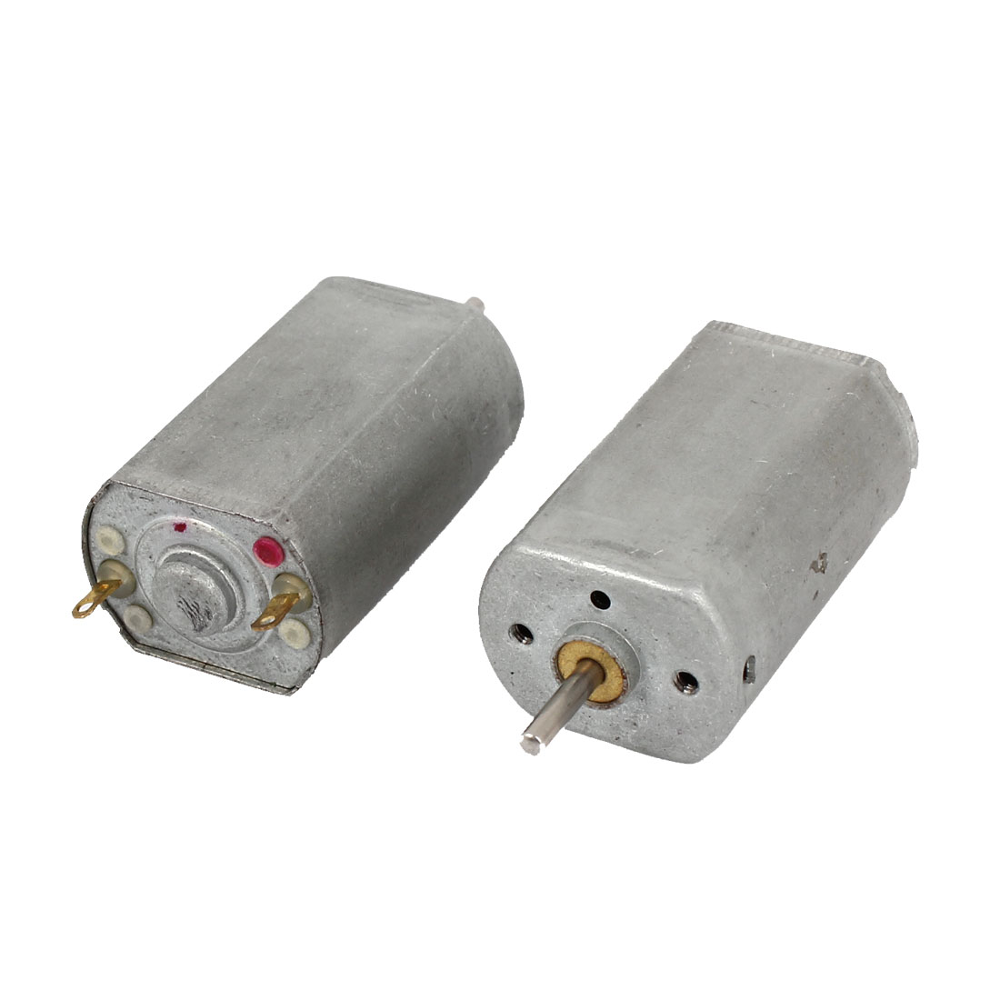 2pcs 22400R/Min Output DC 1.5-12V High Speed Carbon Brush Mini Micro Motor