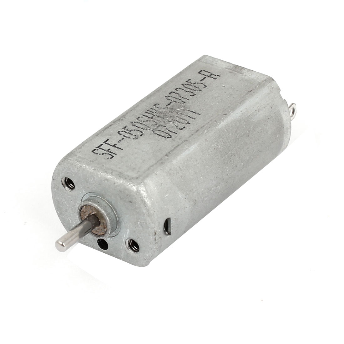 DC 3-12V Output 7400R/Min High Speed Axis Electric Mini Micro Motor