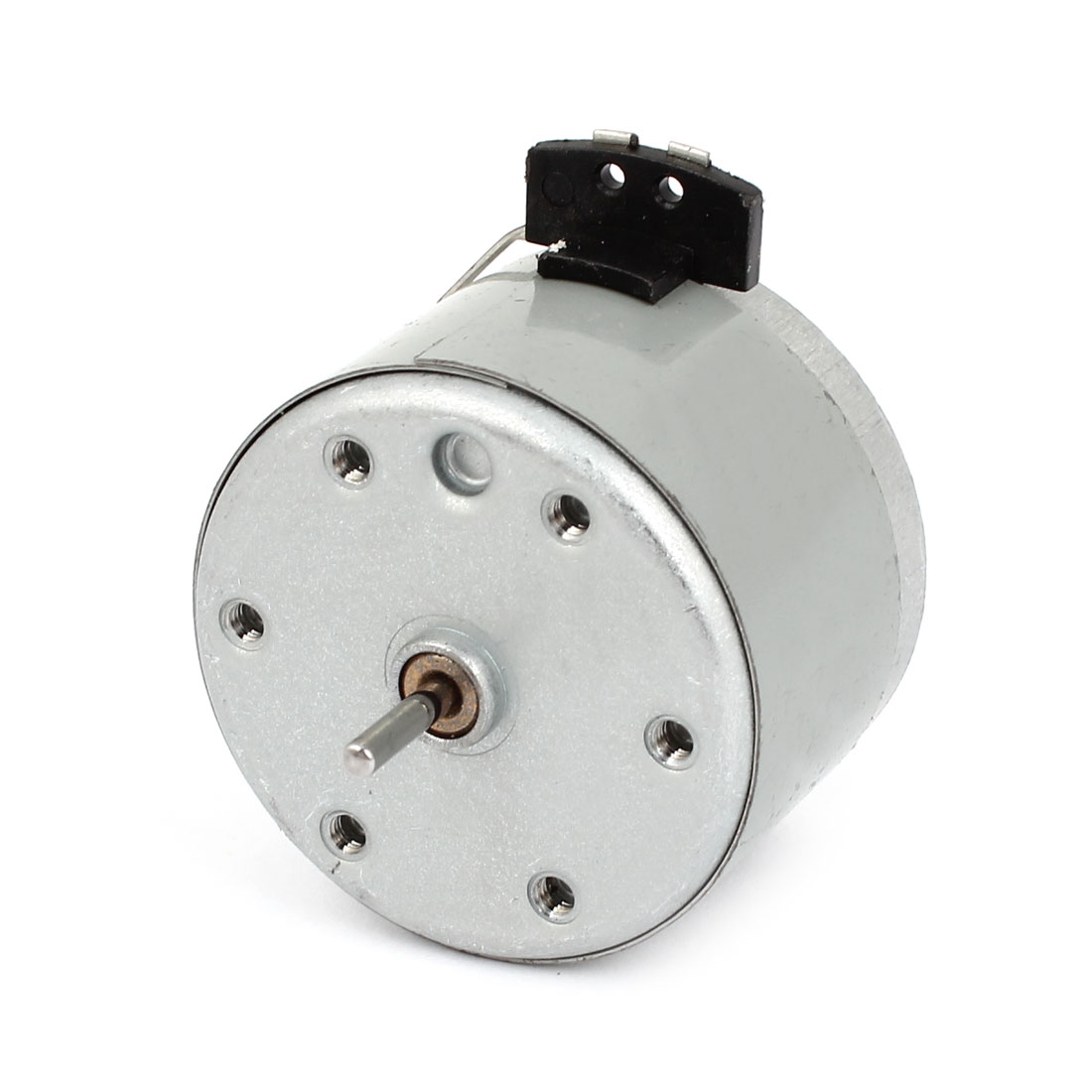 2400 RPM Magnetic Micro Massager Motor Gray DC 6V/9V/12V