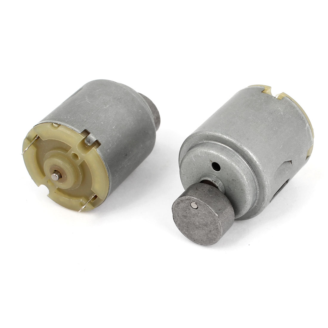 2pcs DC 3-12V 2000RPM Torque Cylinderical Electric Vibration Motor