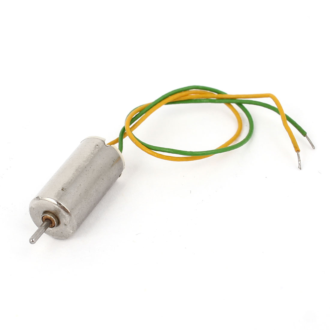 Model Aircraft Magnet DC Coreless Motor 0.8mm Shaft 1.5-4.5V 30000RPM