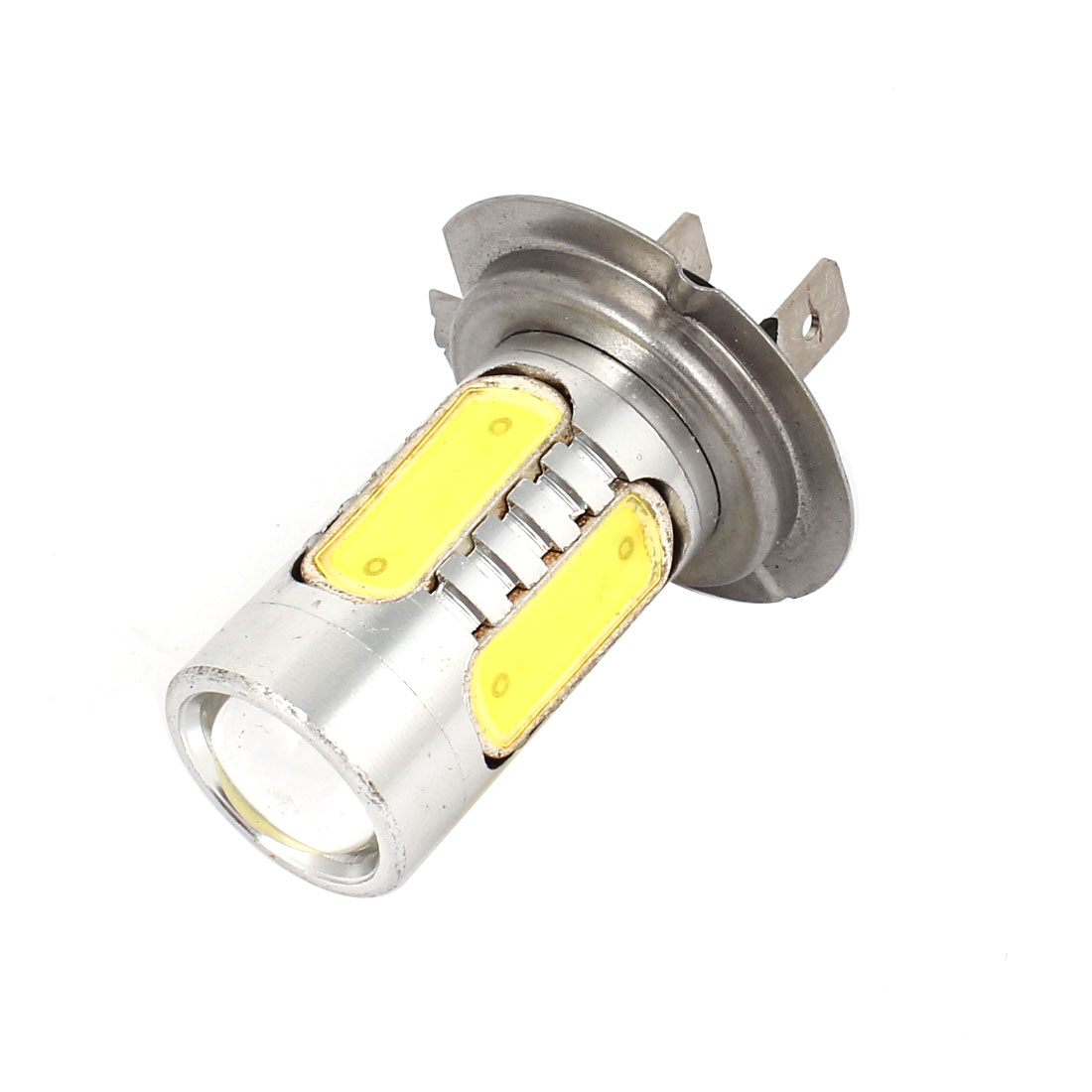H7 7.5W 5 SMD Lens LED White Fog Light Lamp for Auto Car