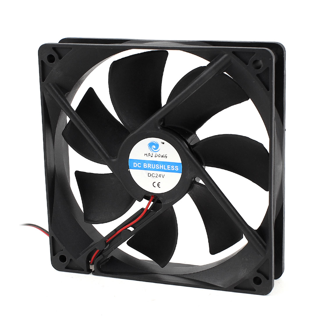 MF-D12025 120x120x25mm Brushless Cooling Fan DC 24V for Computer Case