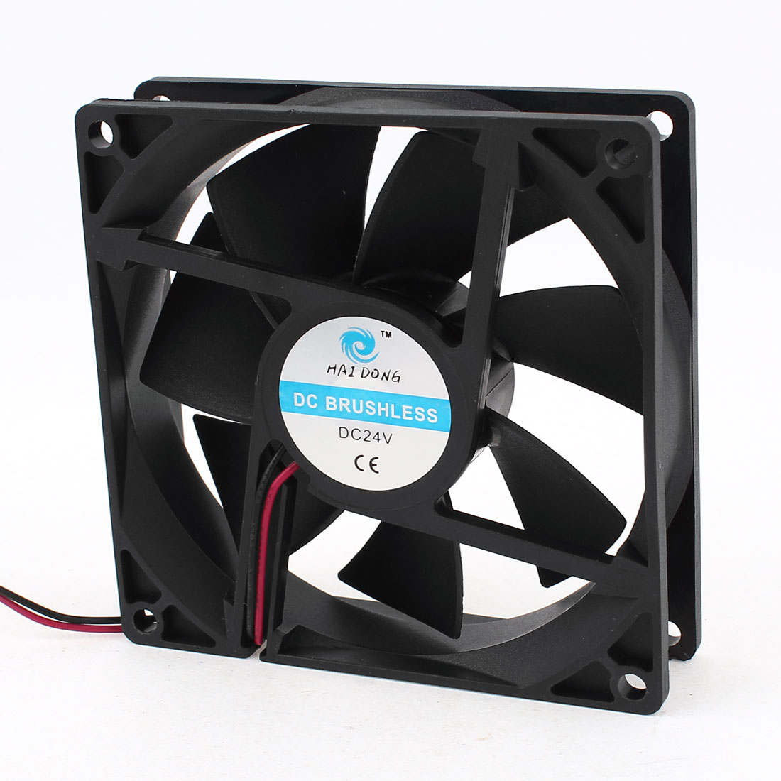 MF-D9025 90x90x25mm Brushless Cooling Fan DC 24V for Computer Case CPU Cooler