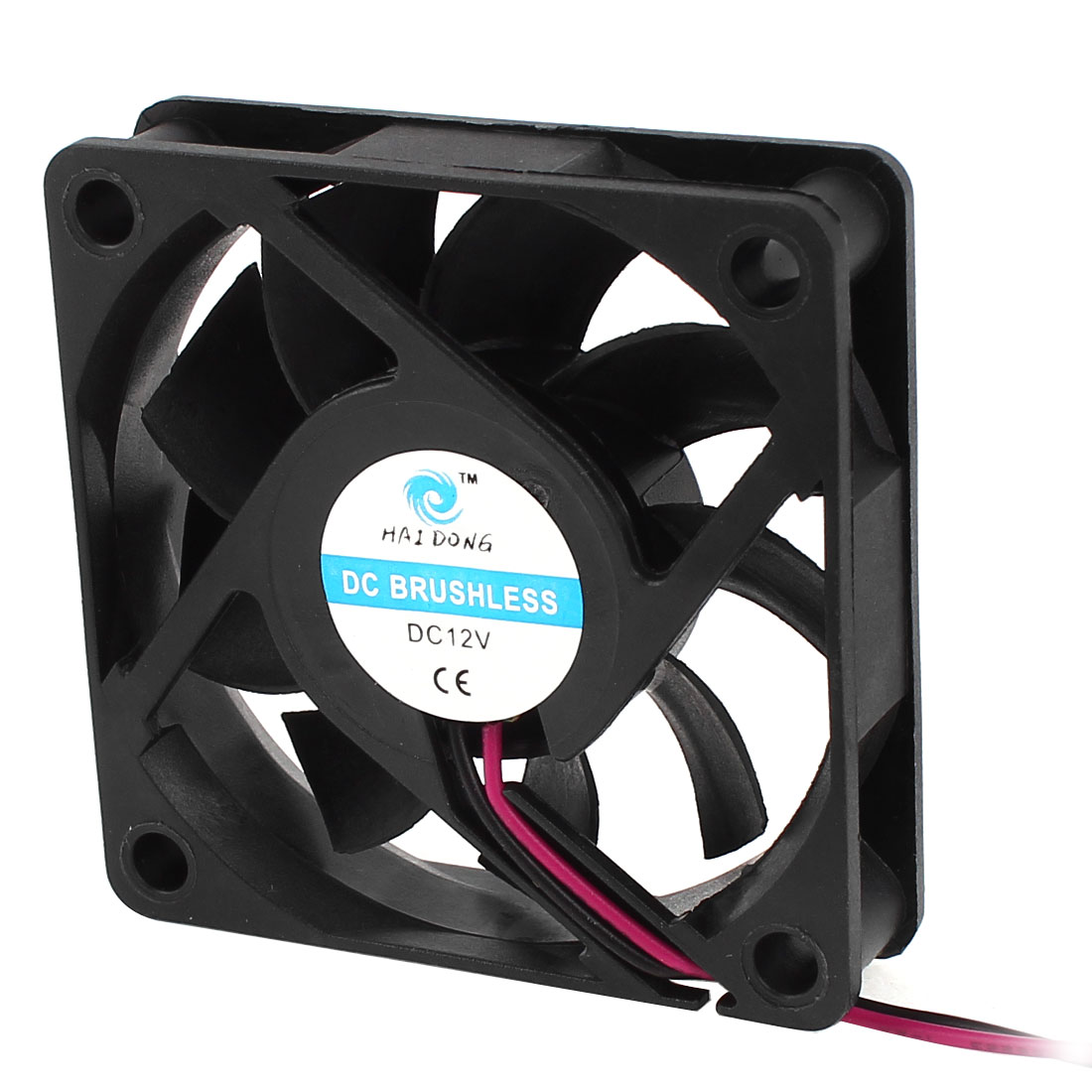 60mm x 15mm 6015 Brushless Cooling Fan DC 12V for Computer Case CPU Cooler