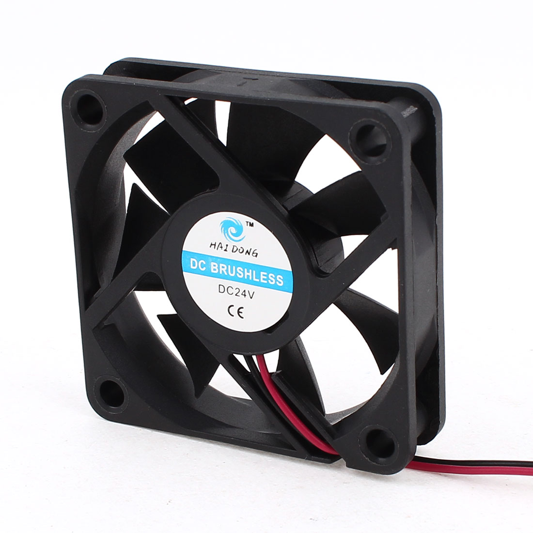 60mm x 15mm 6015 Brushless Cooling Fan DC 24V for Computer Case CPU Cooler