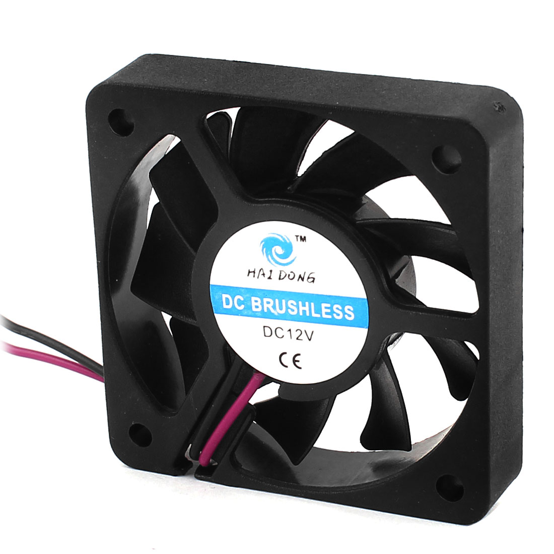 50mm x 10mm 5010 Brushless Computer PC Mini Cooling Fan DC 12V