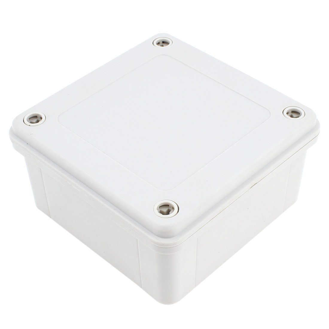 120mm x 120mm x 60mm Waterproof Plastic DIY Junction Box Power Protection Case