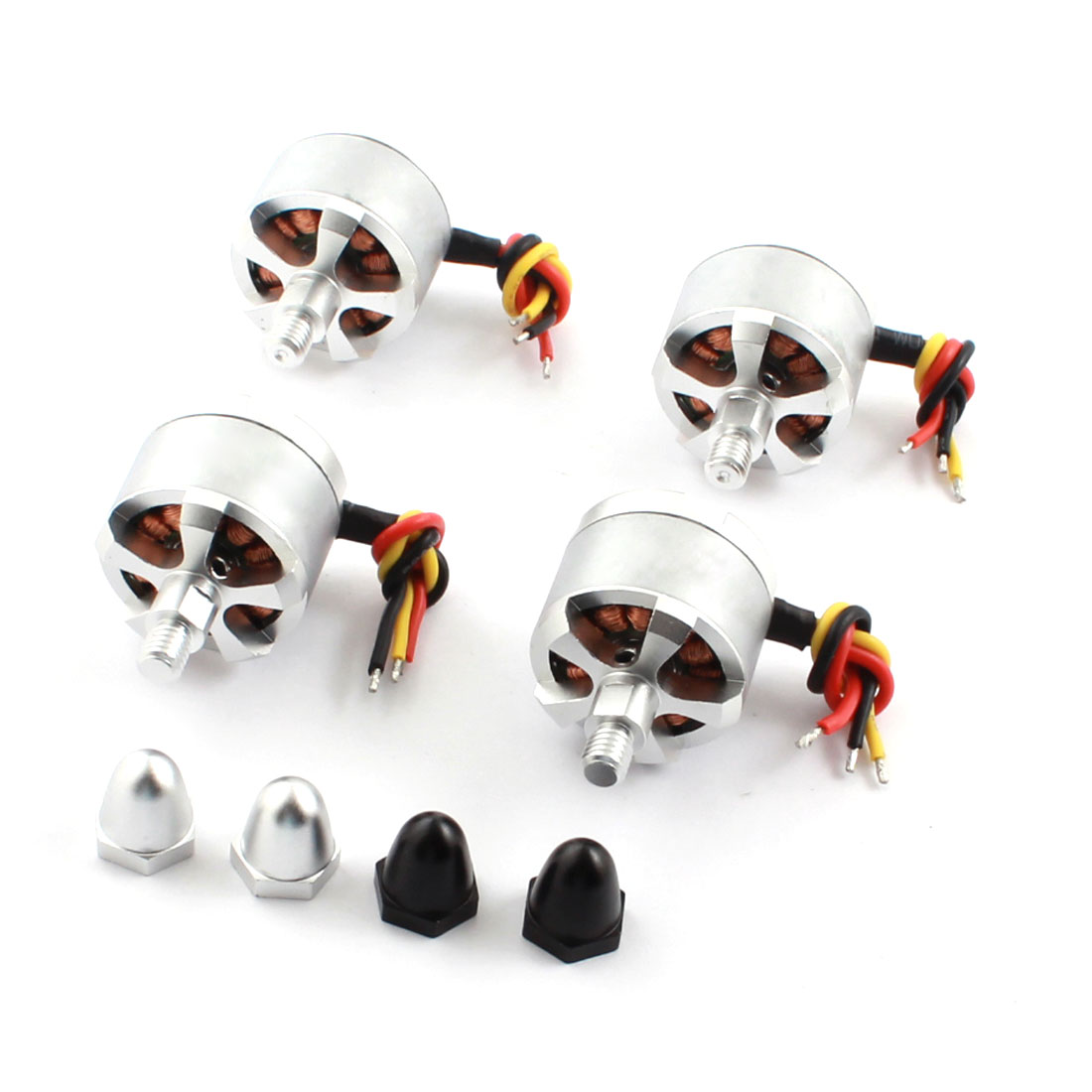 4Pcs MX2212 DC 7-12V 920KV CW CCW Rotating Brushless Motor for DJI Phantom F450 F550 Quad Multirotor